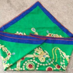 Cartier Accessories - CARTIER Silk scarf - Authentic